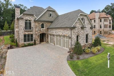Marietta, Roswell Single Family Home For Sale: 2570 Winter Haven Ln