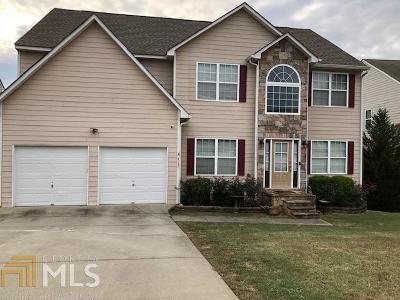 Fairburn Single Family Home For Sale: 4131 Eldon Dr