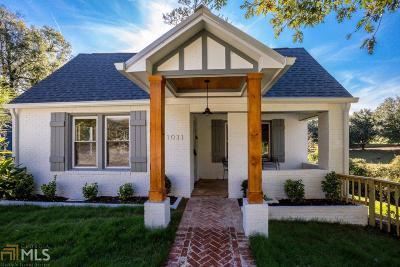 Ormewood Park Single Family Home For Sale: 1031 E Confederate Ave