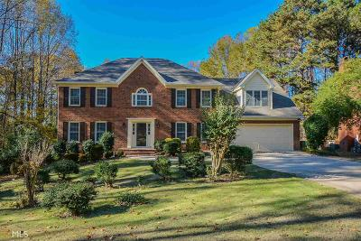 Snellville Single Family Home For Sale: 1836 Vintage Dr