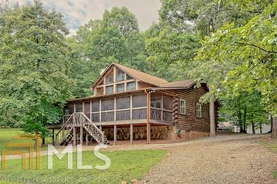 Blairsville Single Family Home Under Contract: 494 Notla Vista Ii