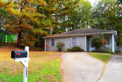 Monroe Single Family Home For Sale: 418 Reed Way