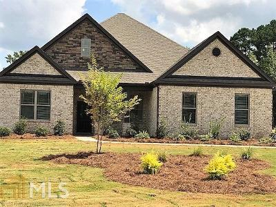 Senoia Single Family Home New: 520 Twelve Oaks Dr