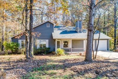 Acworth Single Family Home Under Contract: 2430 Westland Way