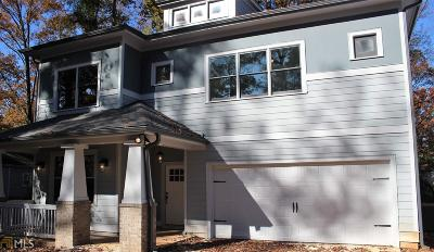 Tucker Single Family Home For Sale: 4068 Comanche Dr