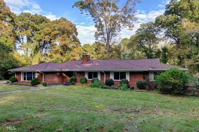Lithonia Single Family Home Under Contract: 3154 Evans Mill Rd