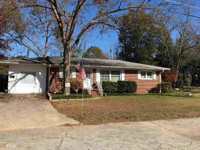 Hartwell GA Single Family Home Under Contract: $110,000