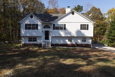 Conyers Single Family Home Under Contract: 2209 Clarendon Ct #14