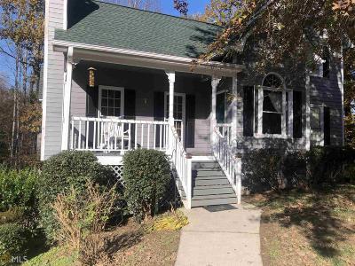 Hiram Single Family Home Under Contract: 127 Edgar Ct
