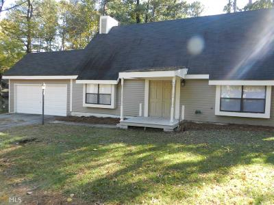 Henry County Single Family Home Under Contract: 105 Valley Rd