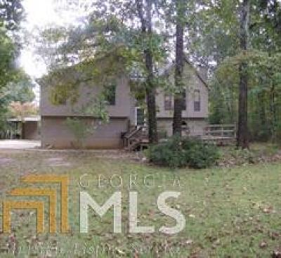 Douglasville Single Family Home For Sale: 5193 Central Church