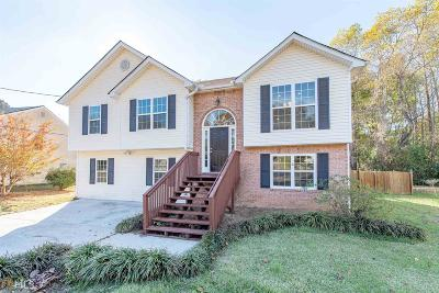 College Park Single Family Home Under Contract: 2292 Surrey Trl