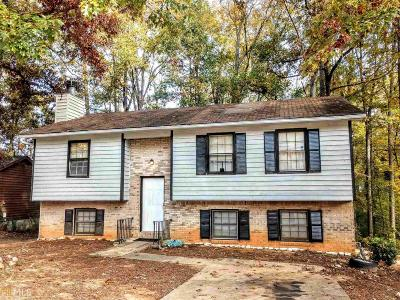 Conyers Single Family Home For Sale: 1727 Hunting Creek Ln