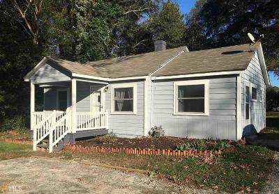 Elbert County, Franklin County, Hart County Single Family Home Under Contract: 272 N Carolina St