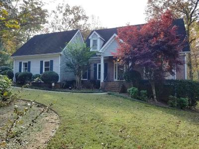 Conyers Single Family Home For Sale: 2203 Malvern Ct