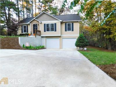 Conyers Single Family Home For Sale: 1349 NE Classic Dr