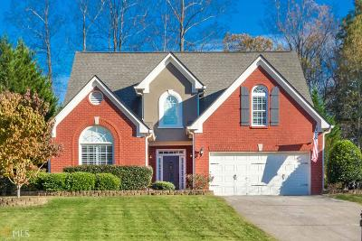 Suwanee Single Family Home Under Contract: 3475 Parsons Run