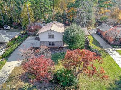 Chamblee Single Family Home Under Contract: 3101 Northbrook Dr