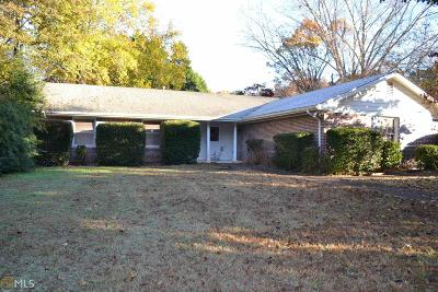Conyers Single Family Home For Sale: 1780 Brandy Woods Trl