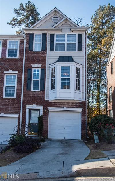 Buford Condo/Townhouse For Sale: 3164 Mill Springs Cir