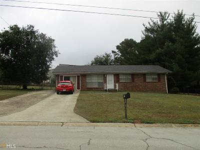 Conyers Single Family Home For Sale: 1629 Wesley Way