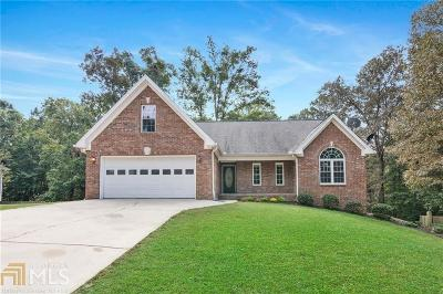 Hoschton Single Family Home For Sale: 463 Creek Vw Dr