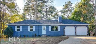 Cumming Single Family Home For Sale: 2670 Pilgrim Mill Rd