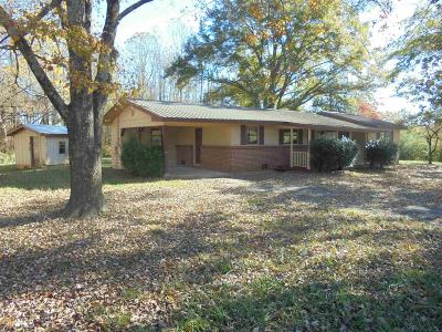 White County Single Family Home For Sale: 213 Holiness Campground Rd