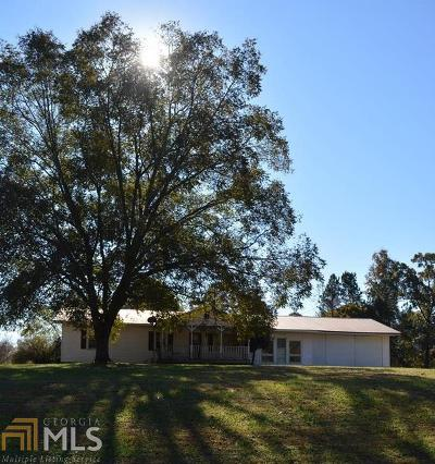 Roopville Single Family Home For Sale: 907 Alabama Rd