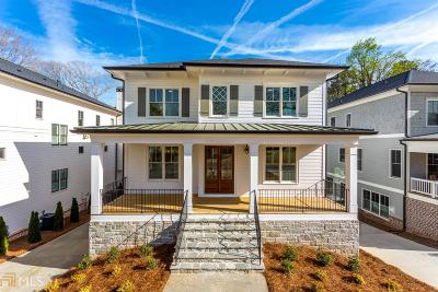 Smyrna Single Family Home Back On Market: 2009 Lee