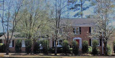 Roswell Single Family Home For Sale: 335 Seventeenth Fairway