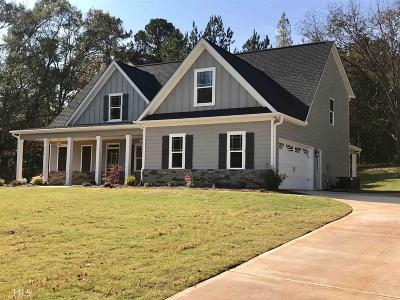 Williamson Single Family Home For Sale: 407 Ashley Glen