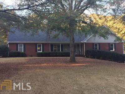 Snellville Single Family Home Under Contract: 3071 Lee Rd