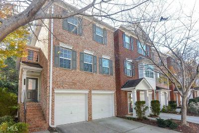 Kennesaw Condo/Townhouse Under Contract: 407 Heritage Park #2
