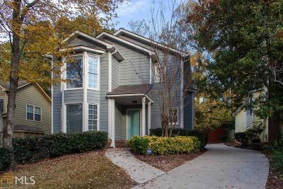 Avondale Estates Single Family Home Under Contract: 293 Somerlane Pl