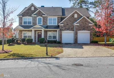 Lithonia Single Family Home For Sale: 3889 Pin Oak St