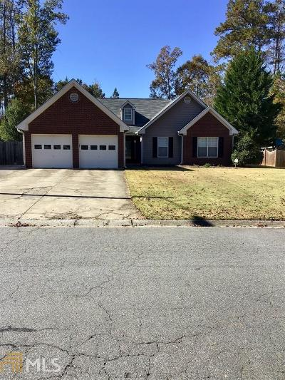 Acworth Single Family Home For Sale: 1953 NW Seymour Dr