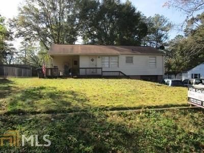 Mableton Single Family Home Under Contract: 1139 Center