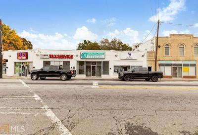 Atlanta Commercial Lease For Lease: 1634 Jonesboro Rd