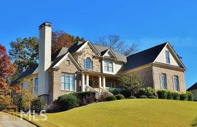 Flowery Branch Single Family Home For Sale: 5024 Glen Forrest Dr