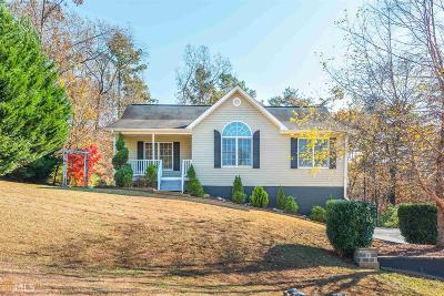 Dahlonega Single Family Home Under Contract: 273 Cedar Springs Ln