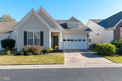 Peachtree City GA Single Family Home Under Contract: $245,000