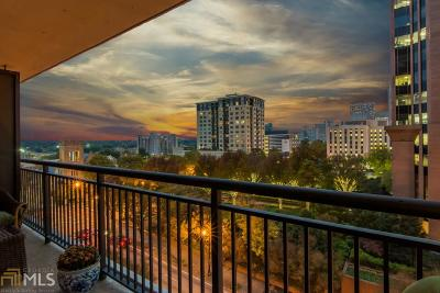 Windsor Over Peachtree Condo/Townhouse For Sale: 620 Peachtree St #811