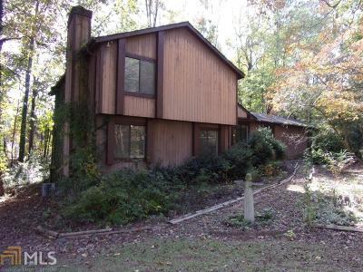 Douglas County Single Family Home Under Contract: 6877 Laurel Ridge Ct
