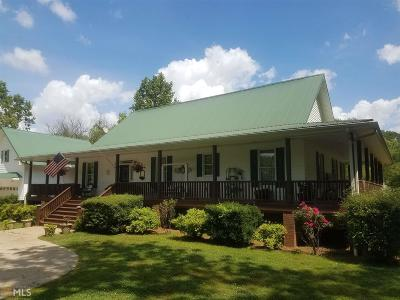 Winder Single Family Home For Sale: 407 Dunahoo Rd