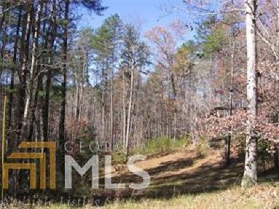 Dahlonega Residential Lots & Land For Sale: 70 Yellow Bluff Rd