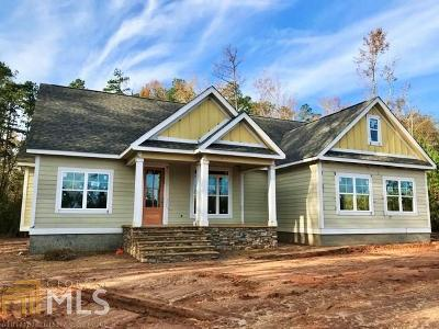 Haddock, Milledgeville, Sparta Single Family Home For Sale: 347 Nancy Branch Rd