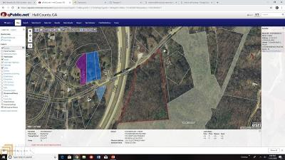 Hall County Commercial For Sale: 2112 Old Cornelia Highway