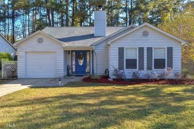 Peachtree City GA Single Family Home Under Contract: $190,000
