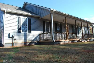 White County Single Family Home Under Contract: 315 Hester Rd